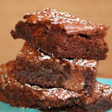 Mom's Easy Kahlua Brownies