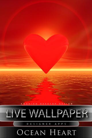 心臟動態壁紙