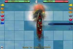 Screenshot of Ships N' Battles SnB