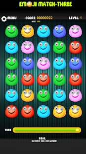 Emoji Match-3 Free Edition - screenshot