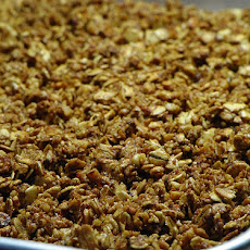 Oat and Nut Granola With Sunflower Seeds-The Lodge at Red River