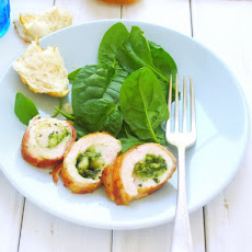 Pesto Chicken Swirls