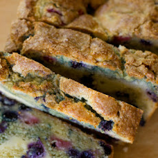 Red, White & Blueberry Bread