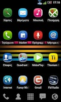 Screenshot of Meego Icons Launcher Pro