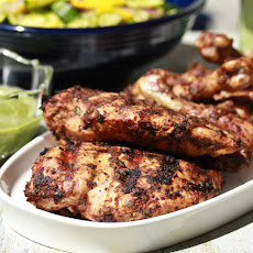 Indian Spice Rubbed Chicken