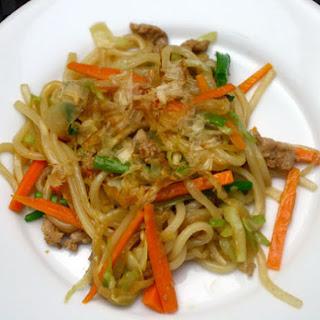 Yaki Udon Recipes