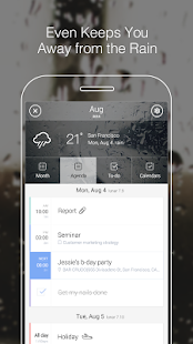 SolCalendar - Calendar / To do Screenshot