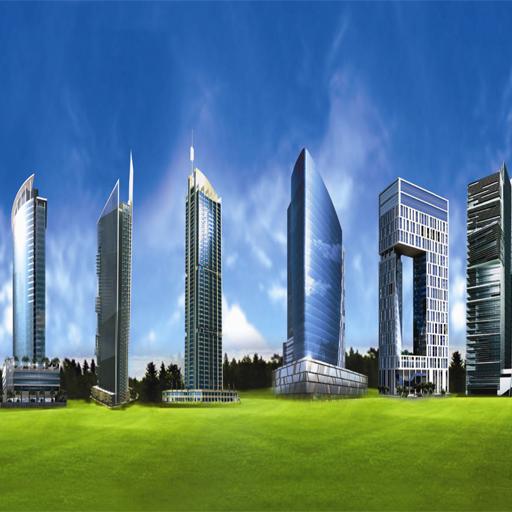 Real Estate LOGO-APP點子