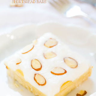 Shortbread Bars Cream Cheese Recipes