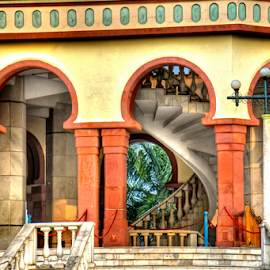 by Ravi Kashyap - Buildings & Architecture Architectural Detail
