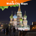 Moscow Street Map icon