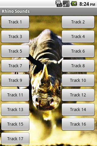 【免費娛樂App】犀牛音效-APP點子