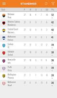 Screenshot of Ultimate A-League Plus