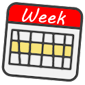 Week Widget Free icon