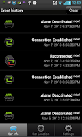 Screenshot of Car In Phone