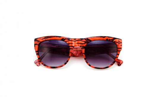 Happiness shades women's sunglasses—Meow