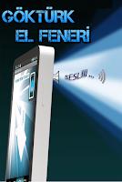 Screenshot of Göktürk El Feneri