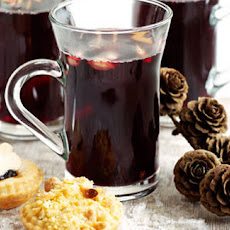 Spiced Scandinavian mulled wine