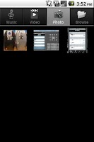 Screenshot of ADMediaPlayer