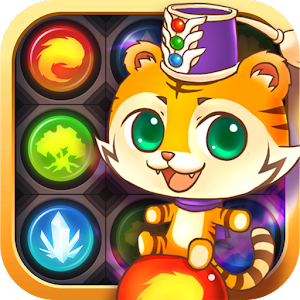 Magic Temple - play this insanely addictive gem matching game