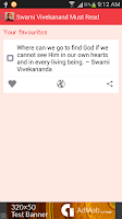 Screenshot of Swami Vivekanand Must Read