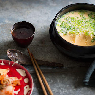 Korean Steamed Egg
