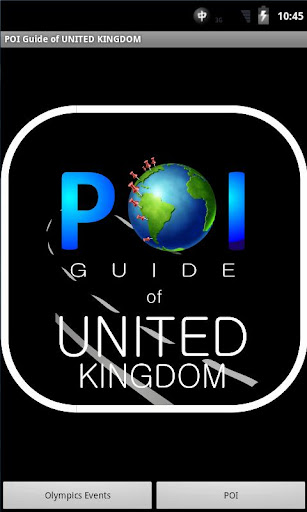 London 2012 Games POI Guide