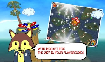 Screenshot of Rocket Fox