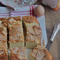 White Galician Cake (Bica)