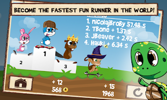 Screenshot of Fun Run - Multiplayer Race