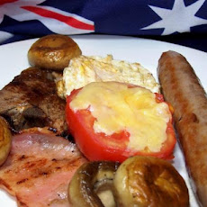 Aussie Bushman's Brekkie - Breakfast for Two!