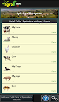 Screenshot of agrofarm