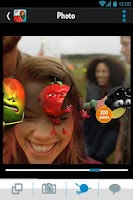 Screenshot of Be fruit by Oasis