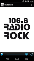 Screenshot of Radio Rock