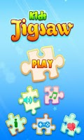 Screenshot of Kids Jigsaw #2 FREE