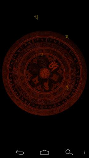 佛教六字大明咒