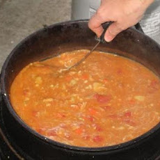Brunswick Stew for a Crowd