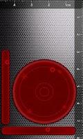 Screenshot of SuperBubbleLevel MetalVersion