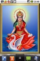 Screenshot of Gayatri Mantra & Temple