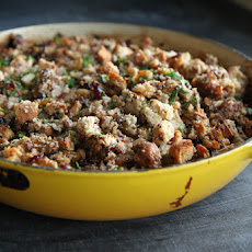 Sourdough Skillet Stuffing