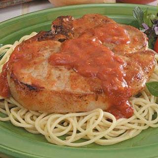 Pork Chop Spaghetti Recipes