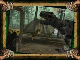 Screenshot of Dinosaur Safari