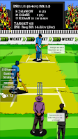 Screenshot of Hit Wicket Cricket World Cup