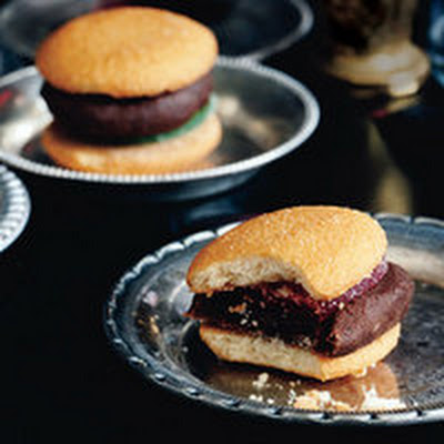 Fudge Cookie Sliders