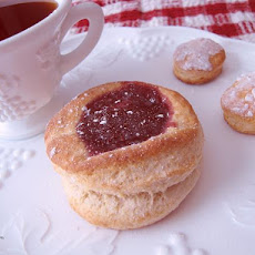 Afternoon Ruby Tea Biscuits