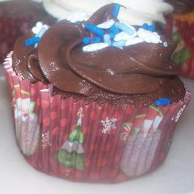 Rich Chocolate Cupcake