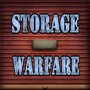 Cover art Storage Warfare