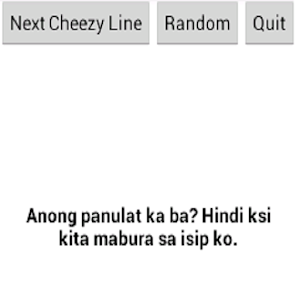 app pinoy pick up lines version 4 apk for windows phone - Tagalog Pick Up Lines For Boys