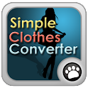 Simple Clothes Converter