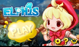 Screenshot of Elphis Adventure